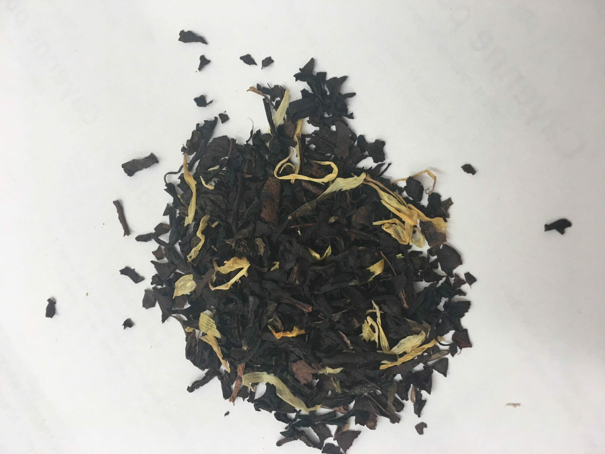 orange blossom formosa tea