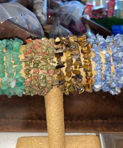 Chipstone bracelets
