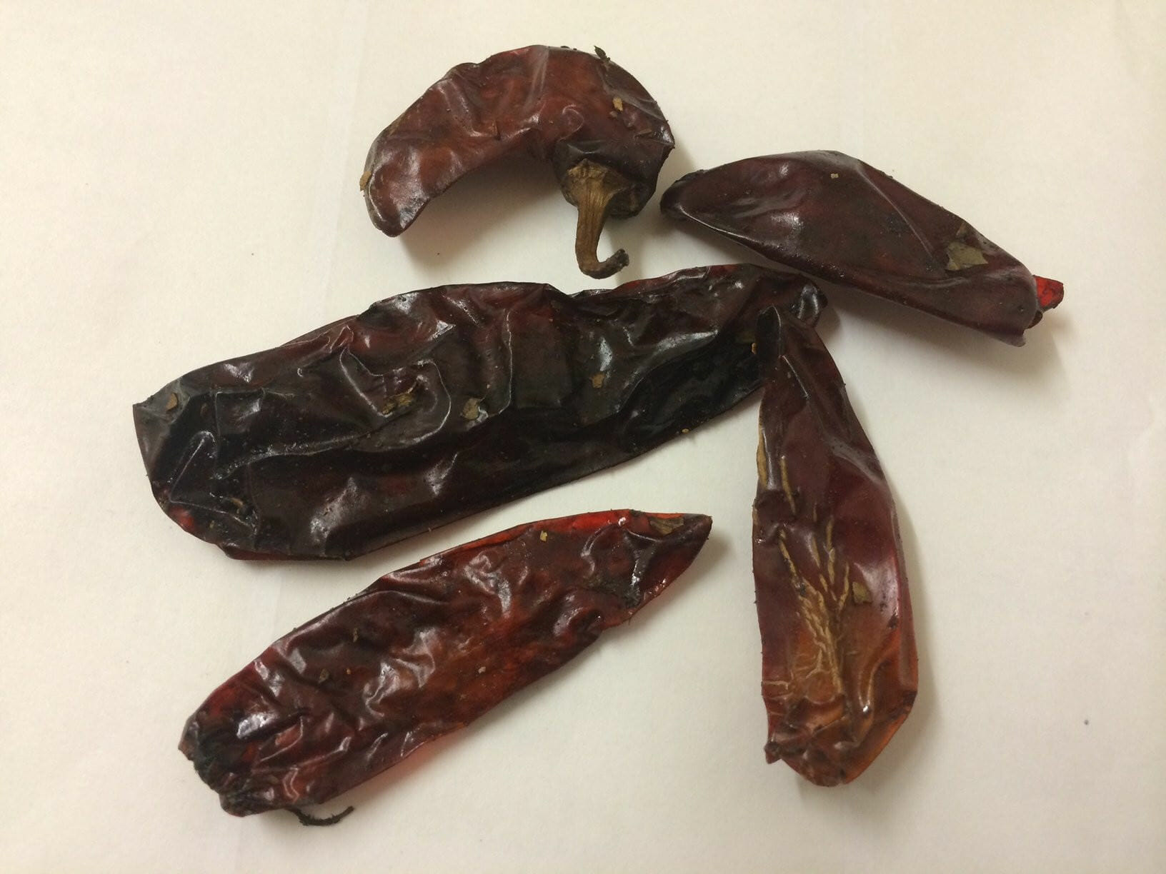 Chipotle, Smoked Mexican dried Jalapeno chillies-Red Morita