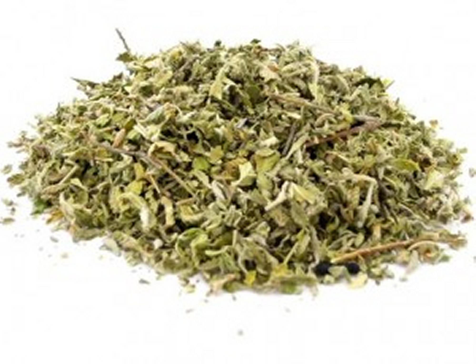 Damiana dried herb leaf